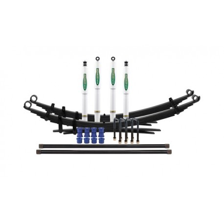 Kit suspensión Nitro Gas+Performance(1.367mm)MITSUBISHI MONTERO BALLESTAS -91