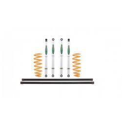 Kit suspensión Nitro Gas+Performance(1.278mm)MITSUBISHI MONTERO MUELLES 92-99