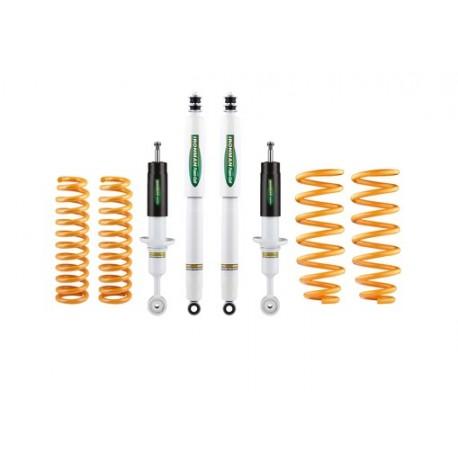 Kit suspensión Nitro Gas+Performance NISSAN D23