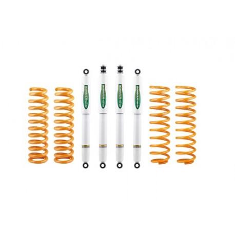 "Kit suspensión +4"" Foam Cell+Performance NISSAN PATROL GR Y61"
