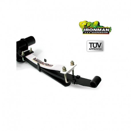 Load Plus IRONMAN Nissan Navara D40/Toyota Hilux