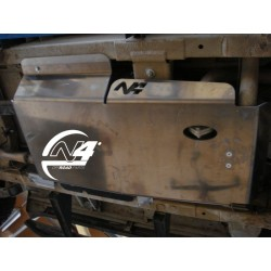 Protector cambio/transfer N4 dural 8mm FIAT FULLBACK