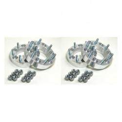 Kit 4 separadores AVM +30mm TOYOTA J4,J6,J7,J8,HILUX