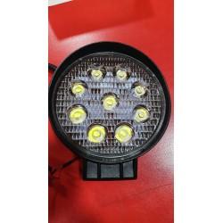 Faro de trabajo LED redondo 20w