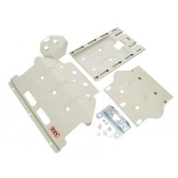 Kit protecciones de bajos ARB L200 TRITON