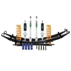 Kit suspensión Nitro Gas+Performance ISUZU D-MAX ´12-´18