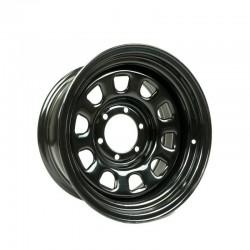 Llanta Modular Negra 7x15 et -10 5x139,7 SUZUKI