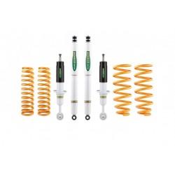 Kit suspensión Nitro Gas+Performance DACIA DUSTER 4x4